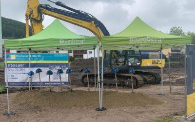 24 Seniorenwohnungen für Blumberg das Landratsamt SBK baut mit der Steuer Group
